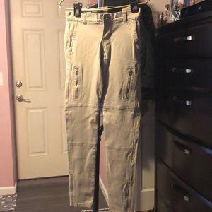 Gray Banana republic pants